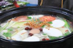 清汤黄牛肉养生汤锅